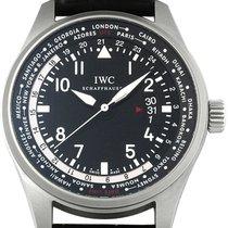 IWC Fliegeruhr Worldtimer Ref. IW326201