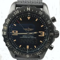 Breitling Chronospace Military inkl 19% MWST