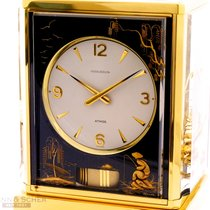 Jaeger-LeCoultre ATMOS China Stainless steel Gold Plated Bj-1960s