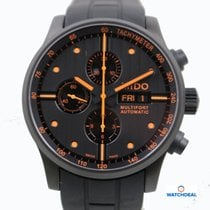 Mido Multifort Chrono Black PVD Special Edition