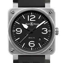 Bell & Ross BR03-92 Steel Black