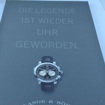 A. Lange & Söhne Katalog Catalogue 2004/2005 Mit Preislist...