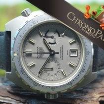 Heuer Autavia Vintage  Chronograph NOS, UNGETRAGEN +Papiere