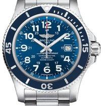 Breitling Superocean II Men's Watch A17392D8/C910-162A