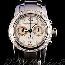 Girard Perregaux Ladies Diamond Chronograph 8046