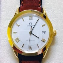 Omega Classic Date Gold 18kt Dial 36mm