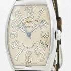 Franck Muller Polished  Casablanca Steel Automatic Mens Watch...