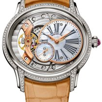 Audemars Piguet Millenary Ladies Hand Wound in White Gold with...