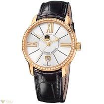 Ulysse Nardin San Marco Classico Luna RG Diamond 18k Rose Gold...