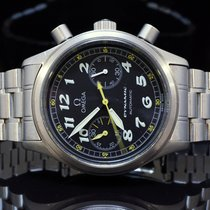 Omega Dynamic Chronograph, 5240.50, Box & Papers