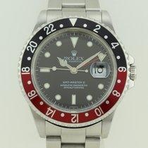 ロレックス (Rolex) GMT Master II Automatic Steel 16710
