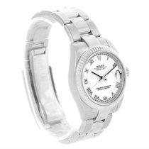 勞力士 (Rolex) Datejust Midsize Steel 18k White Gold Automatic...
