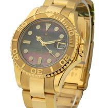 Rolex Unworn 168628 All Gold Yachtmaster 168628 - Mid Size -...