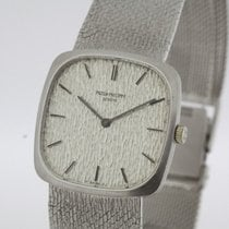 Patek Philippe Ellipse solid 18K White Gold Ref. 3566 - 1 from...