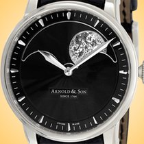Arnold & Son HM Perpetual Moon Phase Men's Manually Wound...