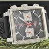 TAG Heuer Monaco Calibre 12 Automatic Chronograph 39 mm...