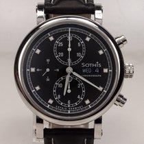 Sothis Janus Chronograph XL 43 mm