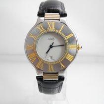 Cartier Must Ligne 21 mit Datum 34mm