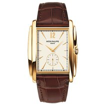 Patek Philippe 5124J Yellow Gold Men Gondolo [NEW]