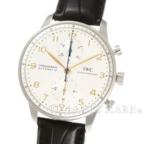 IWC Portugieser Chronograph Automatic Steel 40.9MM (New / 2016)
