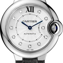Cartier Ballon Bleu De Cartier  Guilloché Dial  33mm M