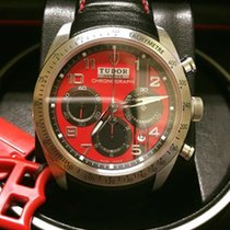 Tudor Fastrider Ducati Dial Red 42mm Chronograph