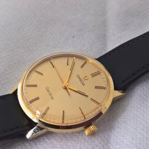 Omega 14ct solid golden Geneve, serviced in very good condition