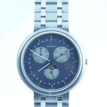 Eterna Damen Uhr Quartz Stahl/stahl 32mm Klassische Damen  Uhr