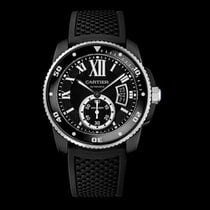 Cartier WSCA0006 Calibre Collection Diver Steel 42mm
