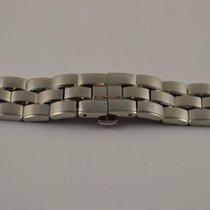 Montblanc Damen Stahl Armband 17mm Stahl/stahl Top Zustand