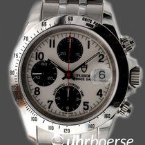 Tudor Prince Date Automatik Chronograph Edelstahl um 1998