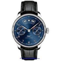 IWC Portuguese Annual Calendar IW503502 Pre-owned