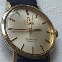 Omega - Seamaster-Deville-Men's-1966-Caliber 671-Ultra Rear