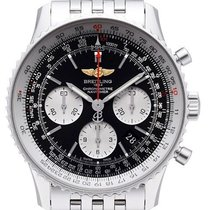 Breitling Navitimer 01 Stahlband Chronograph AB012012.BB01.447A