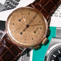 """Zenith Chronograph 18k Rotgold 36mm """"large"""""""