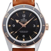 Omega Seamaster 300 Edelstahl / 18 K Rotgold 233.22.41.21.01.002