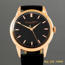 IWC Schaffhausen 18K Rose Gold Cal.89 BIG SIZE 1955 Year