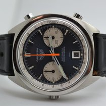 Heuer Carrera Chronograph 1153N Vintage Mint
