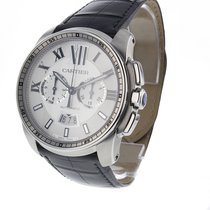 Cartier Calibre de Cartier Chronograph Automatic Chronoscaph...