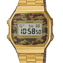 Casio A168WEGC-5EF Collection 36mm 1ATM