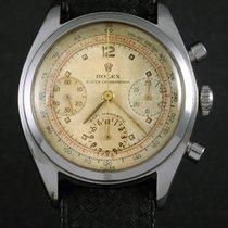 Rolex chronograph ref 6034 monoblock