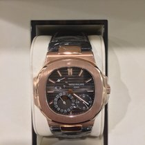 Patek Philippe Nautilus 5712 Rose Gold On Leather Waiting List