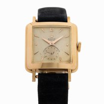 Rolex Vintage Square Wristwatch, Ref. 4643, Switzerland, c.1950