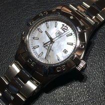 TAG Heuer Aquaracer Lady Damen Quarz Stahl Ref. WAF1414