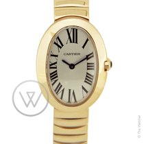 Cartier Baignoire PM Pink Gold 18K - Full Set