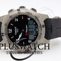 Tissot Touch Collection T-Touch II Titanium Uomo 43mm