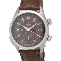 Tudor Heritage Advisor Alarm Automatic Men's Watch – 79620TC