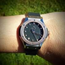 Hublot Classic Fusion Titanium King Gold 33mm