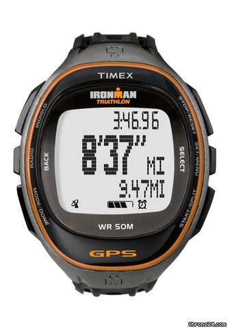 Timex Ironman Run Trainer with GPS Technology