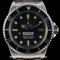 Rolex Stainless Steel Very Rare O/P Comex Sea-Dweller 1665